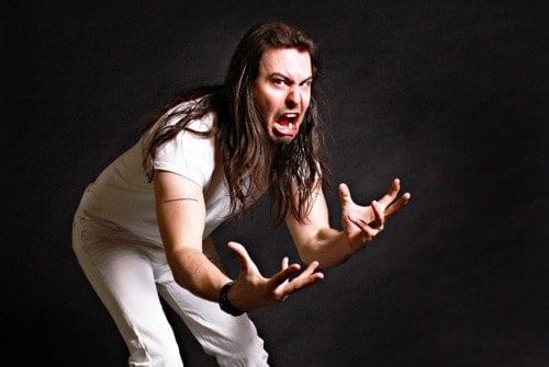 A picture of Andrew W.K.