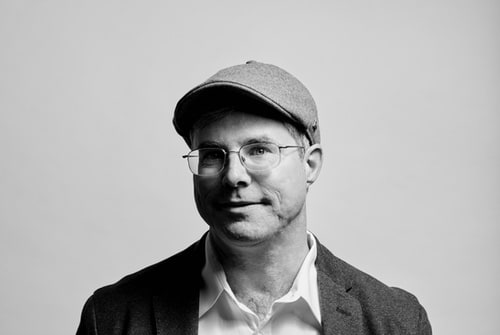 A picture of Andy Weir