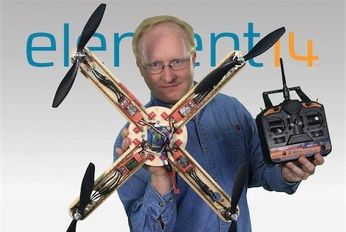 A picture of Ben Heck