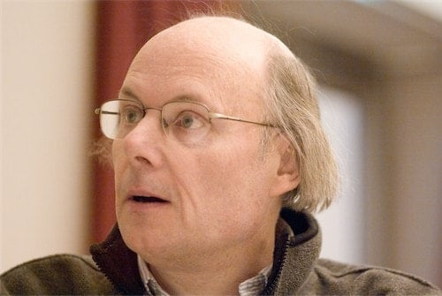 A picture of Bjarne Stroustrup