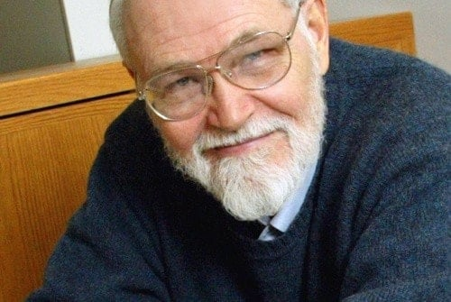 A picture of Brian Kernighan