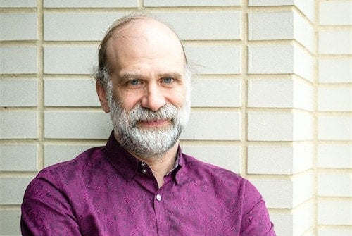 A picture of Bruce Schneier