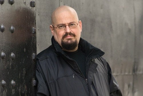A picture of Charlie Stross