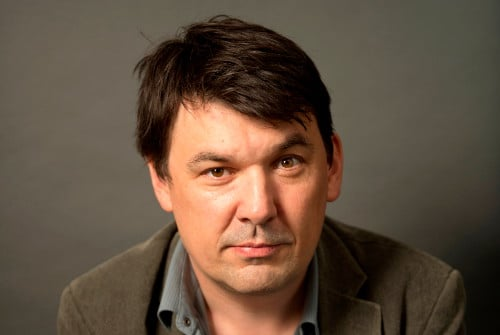 A picture of Graham Linehan