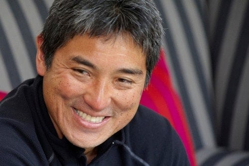 A picture of Guy Kawasaki