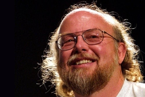 A picture of James Gosling