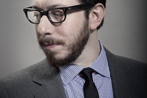 A picture of Joshua Topolsky
