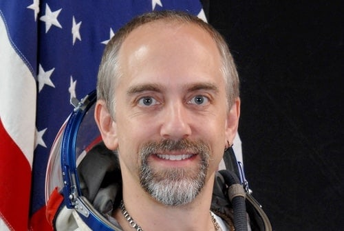 A picture of Richard Garriott de Cayeux