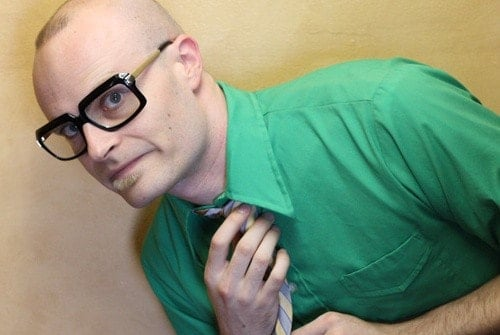 A picture of MC Frontalot