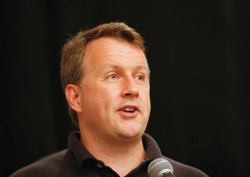 A picture of Paul Graham