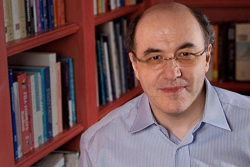 A picture of Stephen Wolfram