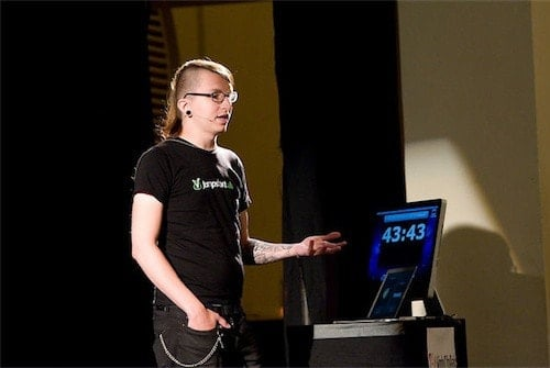 A picture of Steve Klabnik